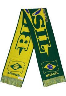 Cachecol Brasil 4 Estações