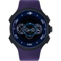 5860eac4f19 Relógio Digital Analógico Mormaii Mo1608B - Masculino - Roxo Esc Preto