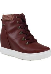Bota Dakota Sneaker Plataforma Casual