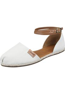 Alpargata Barth Shoes Serena Areia