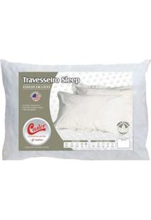 Travesseiro Castor Sleep Flocos De Látex Flocos Latéx