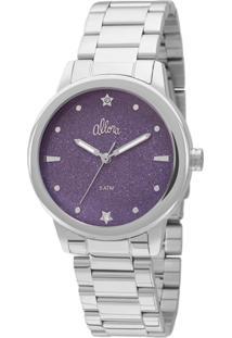 Kit Relógio Allora Coleção Celeste - Feminino