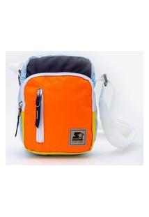 Bolsa Starter Shoulder Bag Flúor Colorida