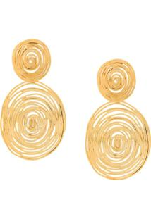 Gas Bijoux Wave Earrings - Metálico