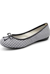 Sapatilha Dr Shoes Casual Xadrez