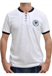 Camiseta Retro Mania Alemanha 1954