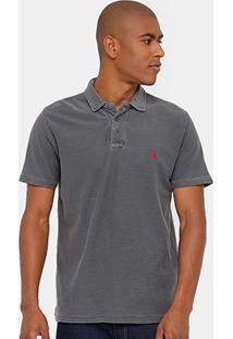 Camisa Polo Reserva Flamê Masculina - Masculino