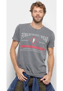 Camiseta Forum Brazilian Division Masculina - Masculino