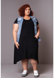 Vestido Comfy Plus Size