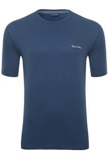 Camiseta Indigo - Masculino-Azul