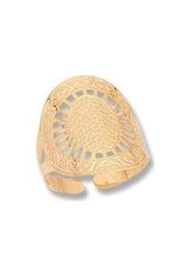 Anel Le Diamond Josephine - Feminino-Dourado