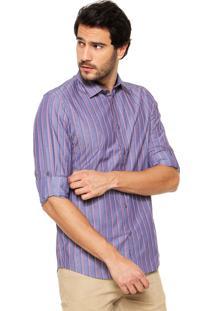 ca0bab908b0a Camisa Azul Monica masculina | El Hombre