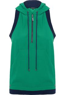 Blusa Feminina Chiara - Verde