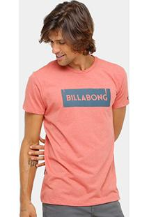 Camiseta Billabong Static Block Masculina - Masculino