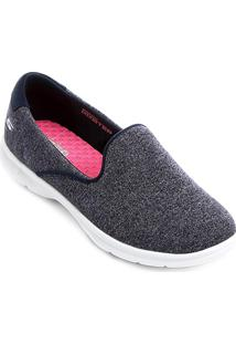 Sapatilha Skechers Go Step Solution Feminina - Feminino