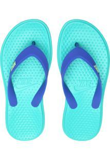 Chinelo Nike Sportswear Solay Thong Azul