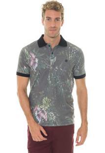 Camisa Polo Tropical Florest