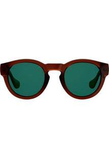 Óculos De Sol Havaianas Trancoso Masculino - Masculino-Marrom