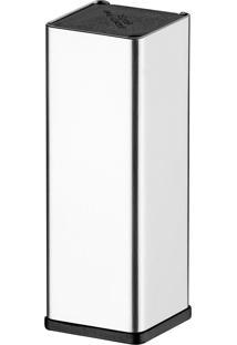 Paliteiro Tramontina 61105000 Quadrado Aço Inox E Acrílico