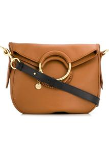 See By Chloé Monroe Shoulder Bag - Marrom