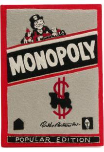 Olympia Le-Tan Bolsa Clutch 'Monopoly Popular Edition' - Vermelho