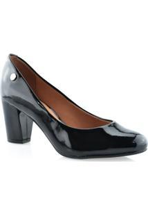 7b11e0afb1 godiva calçados. Sapato Salto Médio Vizzano ...