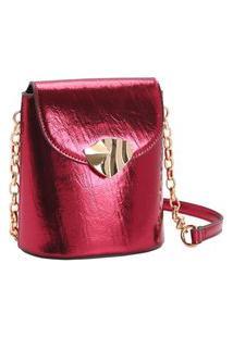 Bolsa Feminina Chenson Mini Bag Transversal 3483295
