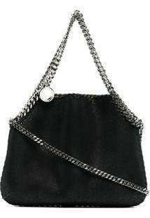 Stella Mccartney Falabella Shoulder Bag - Preto