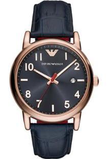1292ca99811fe ... Relógio Empório Armani Masculino Luigi - Ar11135 0An Ar11135 0An -  Masculino-Azul