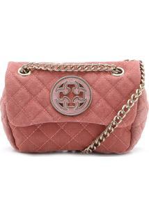 33567c68e Bolsa Capodarte Rosa feminina   Shoelover