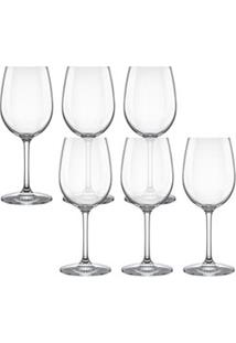 Conjunto De Taças Para Vinho Porto Carpe Diem 230Ml 6 Peças - Nadir