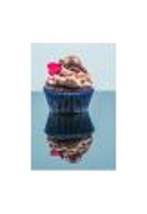 Painel Adesivo De Parede - Cupcake - Confeitaria - 1497Png