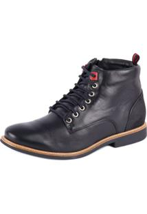 Bota Casual Bangkok Up Soft - Ferracini - Masculino-Preto
