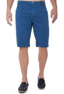 Bermuda Jeans Middle Eventual Masculina - Masculino