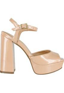 Sandalia Salto Reto Via Uno 63651021
