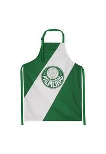 Avental Palmeiras Verde