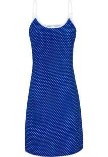 Camisola Any Any Jersey Azul - Azul - Feminino - Dafiti