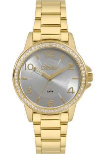 Relógio Analógico Condor Swarovski feminino   Gostei e agora  568912f7a2