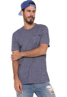 Camiseta Mcd Bolso Roxa