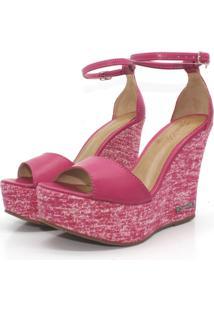 Sandalia Barth Shoes Lazuli Pink Napa - Pink