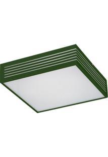 Plafon Pequeno 6146 Verde