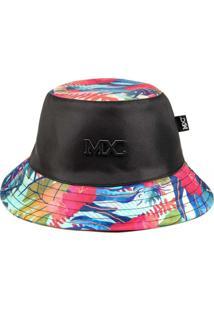 Chapã©U Bucket Mxc Brasil Original Garden Colors Tie Dye Preto - Preto - Masculino - Dafiti