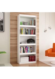 Estante Para Livros Componível Bl 14 Branco - Brv Móveis