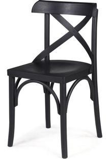Cadeira Bristol Preto 79 Cm (Alt) - 46017 Sun House