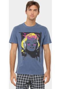 Camiseta Reserva Marilyn Monroe - Masculino