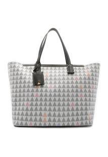 Bolsa Schutz Shopper Bag Pequena Branca - S5001811870002