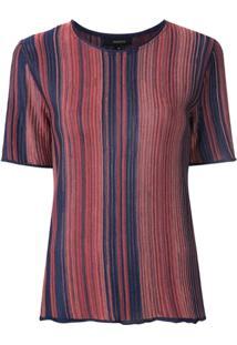 Fillity Blusa De Tricô Listrada - Estampado
