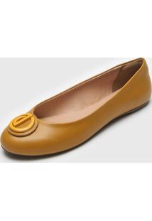 Sapatilha Dumond Logo Amarela