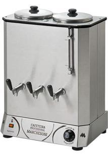 Cafeteira Elétrica Profissional 12 Litros Inox 127V Cf.4.621 Marchesoni