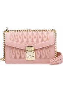 Miu Miu Miu Confidential Bag - Rosa